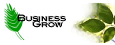 Business Grow Logo