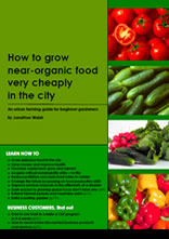 How to grow near-organic food very cheaply in the city